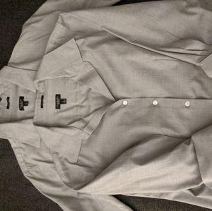No-iron Talbots shirts